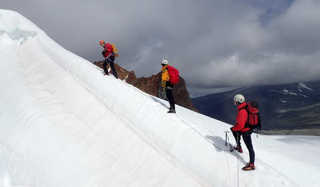 Fyrst og Fremst -  guiding and activities in Lom and Jotunheimen