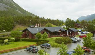 Skjåk Turistheim | Inn and Cottages